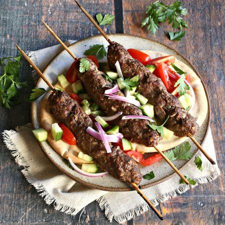 Adana kebab recipe,Most popular food in Turkey! Turkey's Most Popular Turkish recipes !