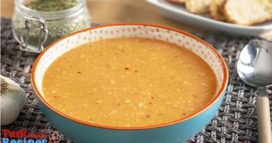 Anatolian Scented Tarhana Soup Recipe