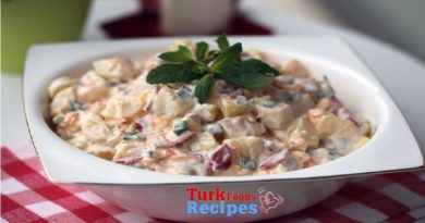 POTATO-TURKISH-SALADS-WITH-ROASTED-PEPPERS-AND-YOGHURT