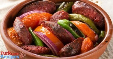 Turkish Breakfast for Sausage in Casserole Recipe