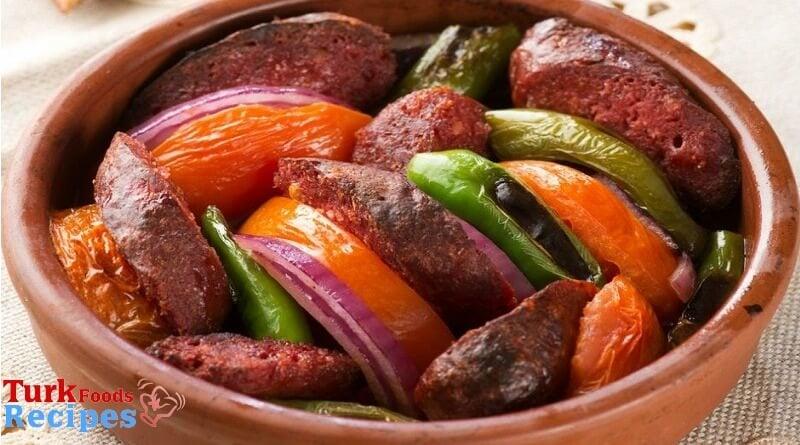Turkish Breakfast for Sausage in Casserole Recipe