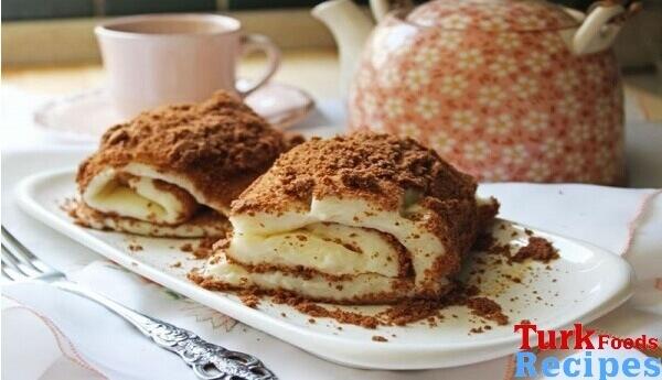 Turkish Chicken Breast Dessert Recipe