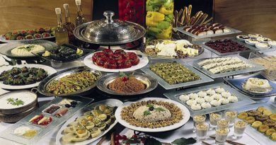 Turkish Foods Culture