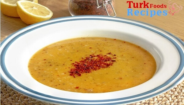 Turkish Ezogelin Soup Recipe