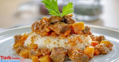 Turkish Tas Kebabı Recipe