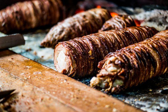 Kokoreç Turkish Street Food