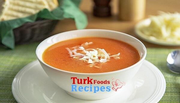 Turkish Tomato Soup Recipe