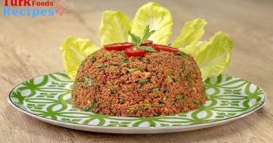 Kısır Recipe. How to make kısır recipe ?