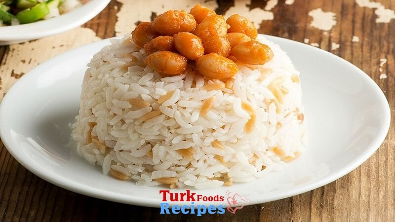 Turkish Rice Pilaf Recipe. How to make Rice Pilaf ?