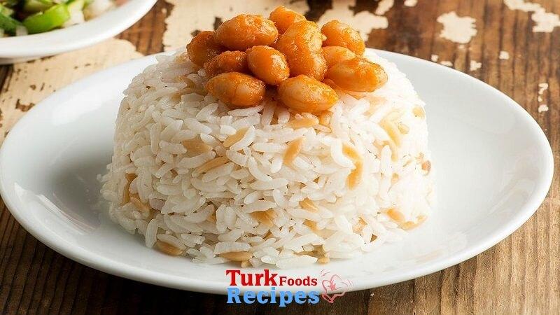 Turkish Rice Pilaf Recipe. How to make Rice Pilaf ?
