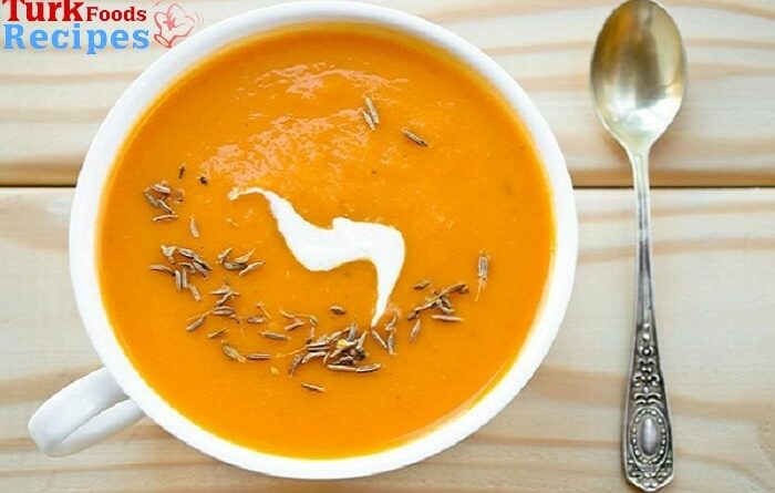 Turkish Style Carrot Soup Recipe