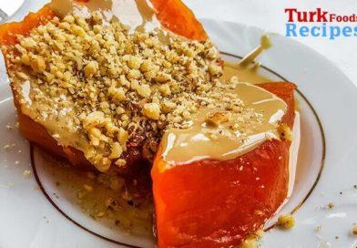 pumpkin dessert recipe easy turkish