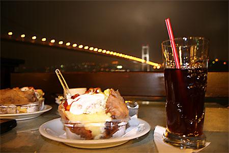 From Taste Ortaköy - Ortaköy Kumpir ( Baked Potato )