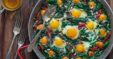 10 Delicious Egg Recipes Practical Egg Recipes for Breakfast