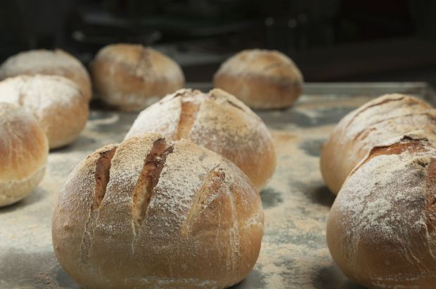 Bake small breads, not large quantities. Turkish Homemade bread recipe.