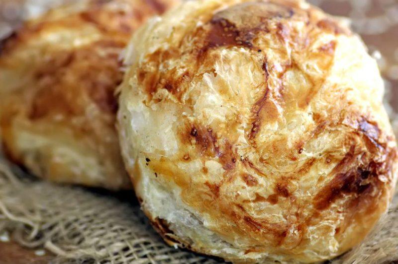 Boyoz Recipe. Turkish Pastries Recipes. Turkish Recipes