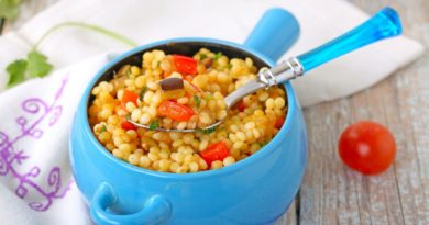 Classic Couscous Recipe. How to make couscous recipe ? Turkish Food, Turkish Recipes