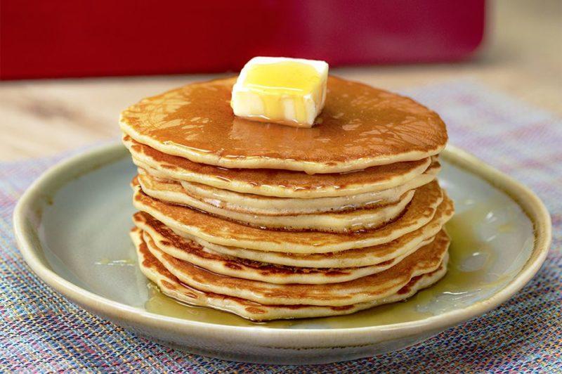 Favorite Breakfast: Pancake Recipe. Populer Turkish pastries recipe
