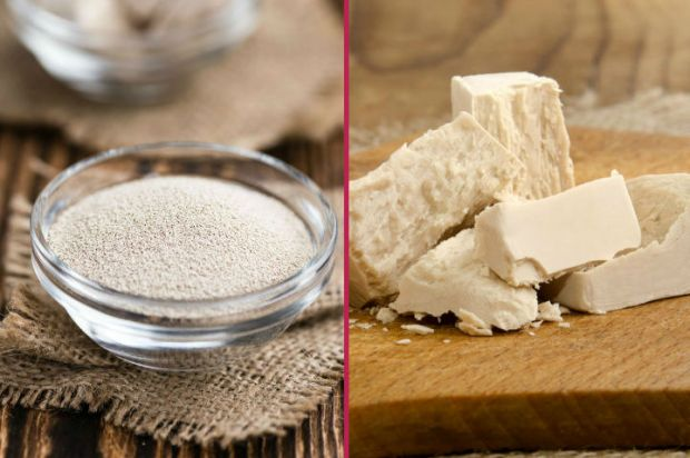 Get to know the Yeast well. dry and wet yeast. Turkish Homemade bread recipe