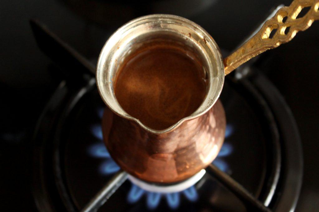 HOW TO MAKE TURKISH COFFEE? TURKISH COFFEE MADE ?