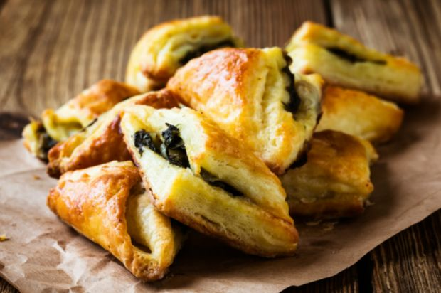 Turkish Chard Patty Recipe. Turkish Pastries Recipes. Turkish Recipes