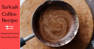 How to make Tutkish Coffee Everythink About Turkish Coffee Made