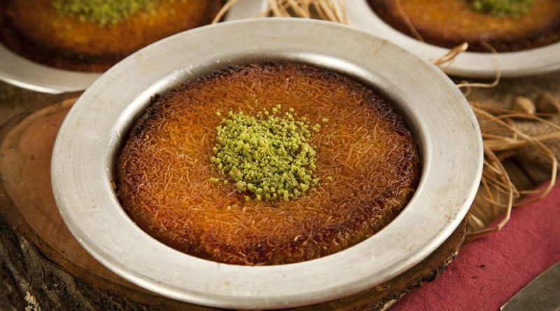 Kunefe Recipe, How to make Homemade Kunefe ? All About the Turkish Kunefe. Turkish desserts recipe. all most populer desserts recipe