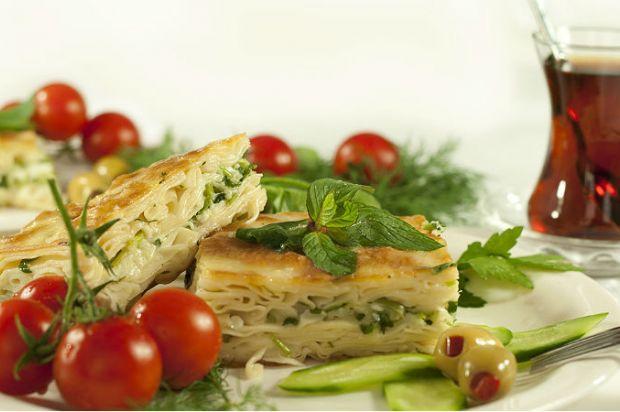 Turkish Water Patty | Turkish Su Böreği Recipe.  Turkish Pastries Recipes.