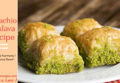 Easy Pistachio Baklava Recipe ! How to make Easy Baklava Recipe How do I make pistachio baklava at my home