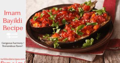 Imam Bayildi Recipe. Turkish Eggplants Recipe. Turkish Food Recipes. Turkish Recipes. Turkish Imam Bayildi Recipe