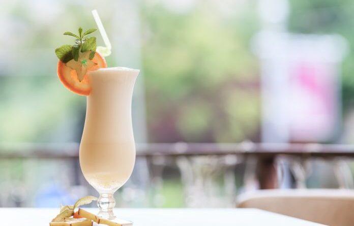 Orange Milkshake Recipe