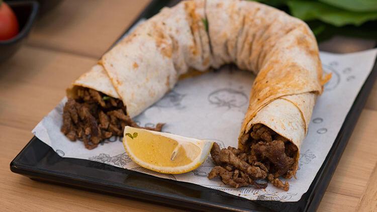 Tantuni. Most popular  Street food in Turkey! Turkey's Most Popular Turkish recipes !