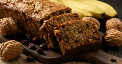 Turkish Banana Bread Recipe. Easy Banana Bread Recipe. Turkish Bread.