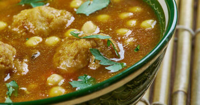 Turkish Gilikli Soup Recipe