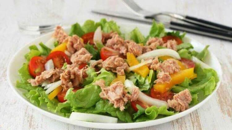 Turkish Tuna Salad Recipe