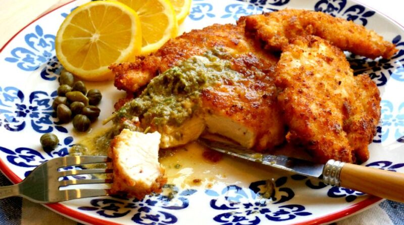 Would you like to try a delicious chicken parmesan recipe at home How to make delicious Chicken Parmesan Easy parmesan chicken recipe!
