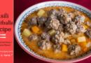 Sour Souce Meatballs,eksili meatballs recipe turkish food recipes