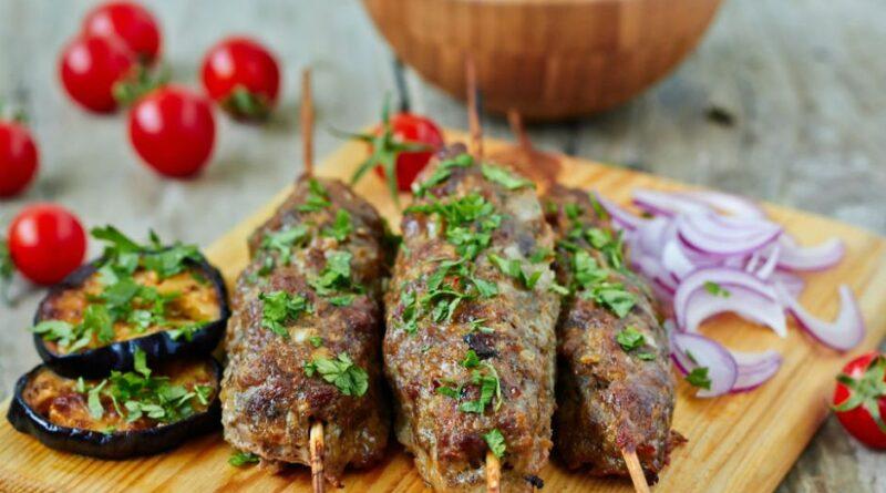 Best Turkish Adana Kebab Recipe. Turkish Kebab. Best Kebab Recipe. Turkish Food Recipes.