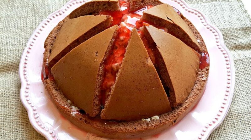 Practical Volcano Cake Recipe