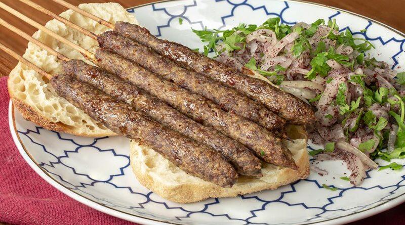 Simit Kebab Recipe
