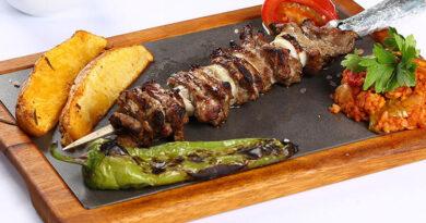Traditional Turkish Food Recipes, Cağ Kebab What is Cag kebab Cağ Kebab Recipe. How to make cag kebab
