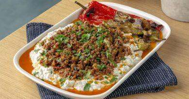 Alinazik Kebab Recipe, How is it made? Turkish Food Recipes. Kebab Recipes. Easy Recipes.