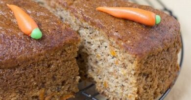 Starbucks Carrot Cake Recipe, How to make.