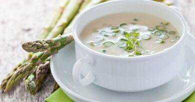 Asparagus Soup Recipe, How to Make Asparagus Soup