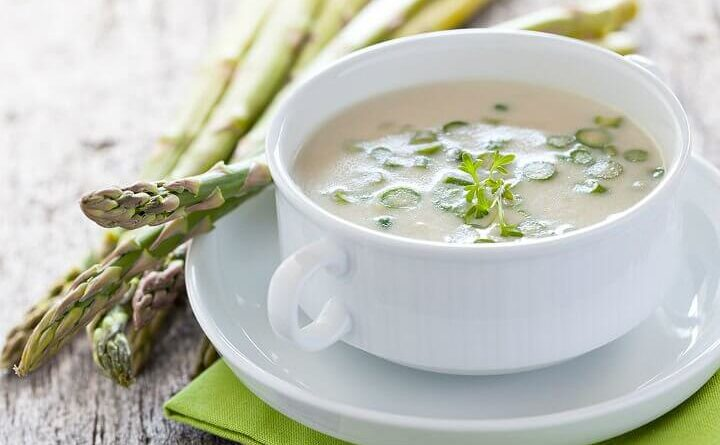 Asparagus Soup Recipe, How to Make Asparagus Soup