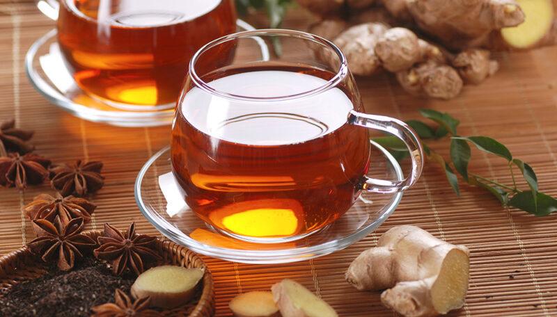 """Boiling"" winter tea recipe."