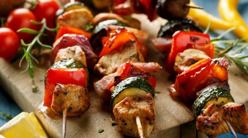 Chicken Shish Kebab Recipe, How to make ?