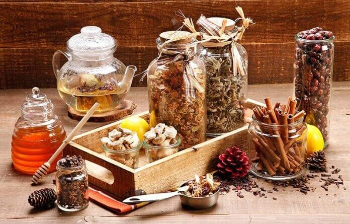 How to Make Winter Tea Recipes The Benefits of Winter Tea Effective Against Flu and Winter Tea Recipes.