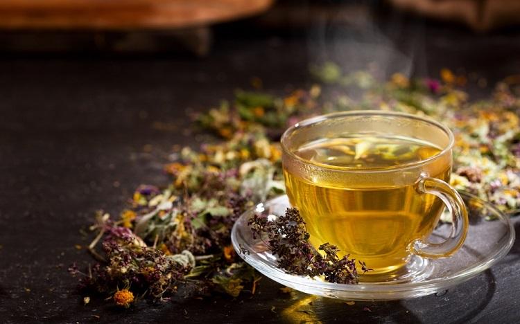 Linden winter tea recipe.
