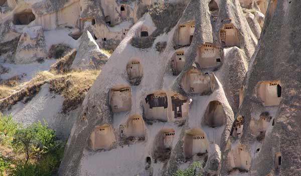 Pigeon Valley ( Güvercinlik Vadisi ), Cappadocia